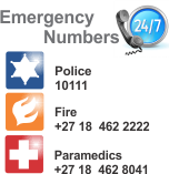 Our Emergency Numbers